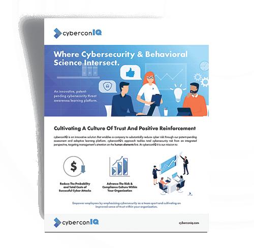 cyberconIQ - Brochure Mockup - corp intro