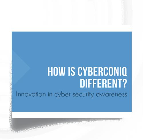 cyberconIQ - Video Introduction cover 2