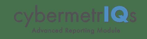 cybermetrIQs advanced reporting dashboard