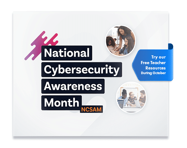 cyberconIQ - Cybersecurity Awareness Month free resources
